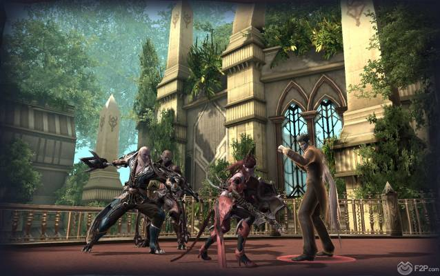 Aion review F2P3