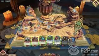 Chronicle RuneScape Legends closed beta launch screenshots F2P1