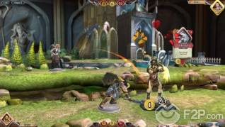 Chronicle RuneScape Legends closed beta launch screenshots F2P2