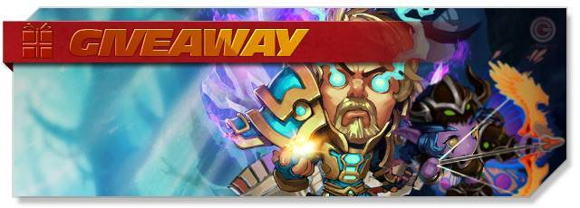 Eternal Dream - Giveaway headlogo - EN