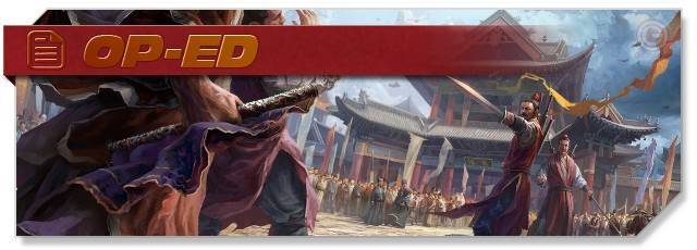 Swordsman - op-ed headlogo - EN