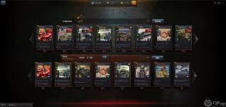 World of Tanks generals launch screenshots F2P2