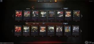 World of Tanks generals launch screenshots F2P2
