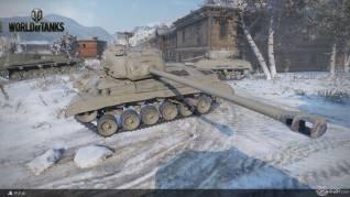 World of tanks Ps4 beta F2P1