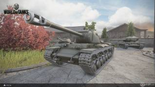 World of tanks Ps4 beta F2P2