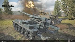 World of tanks Ps4 beta F2P3