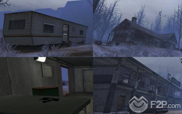 Combat Arms Hunted mode screenshot F2P1