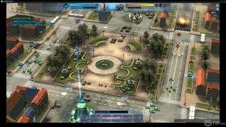 EndWar Online general screenshot F2P4