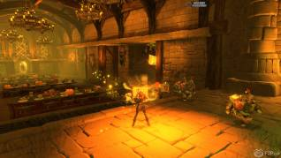 Orcs Must Die Unchained Surrounded map screenshot F2P1
