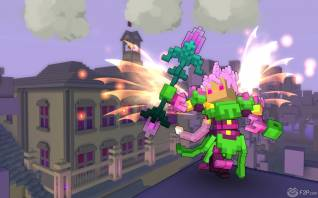 Trove Chloromancer screenshot F2P2
