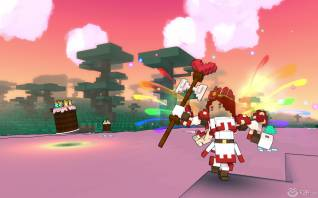 Trove Chloromancer screenshot F2P3