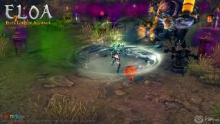 ELOA Den of the looters dungeon screenshot F2p2