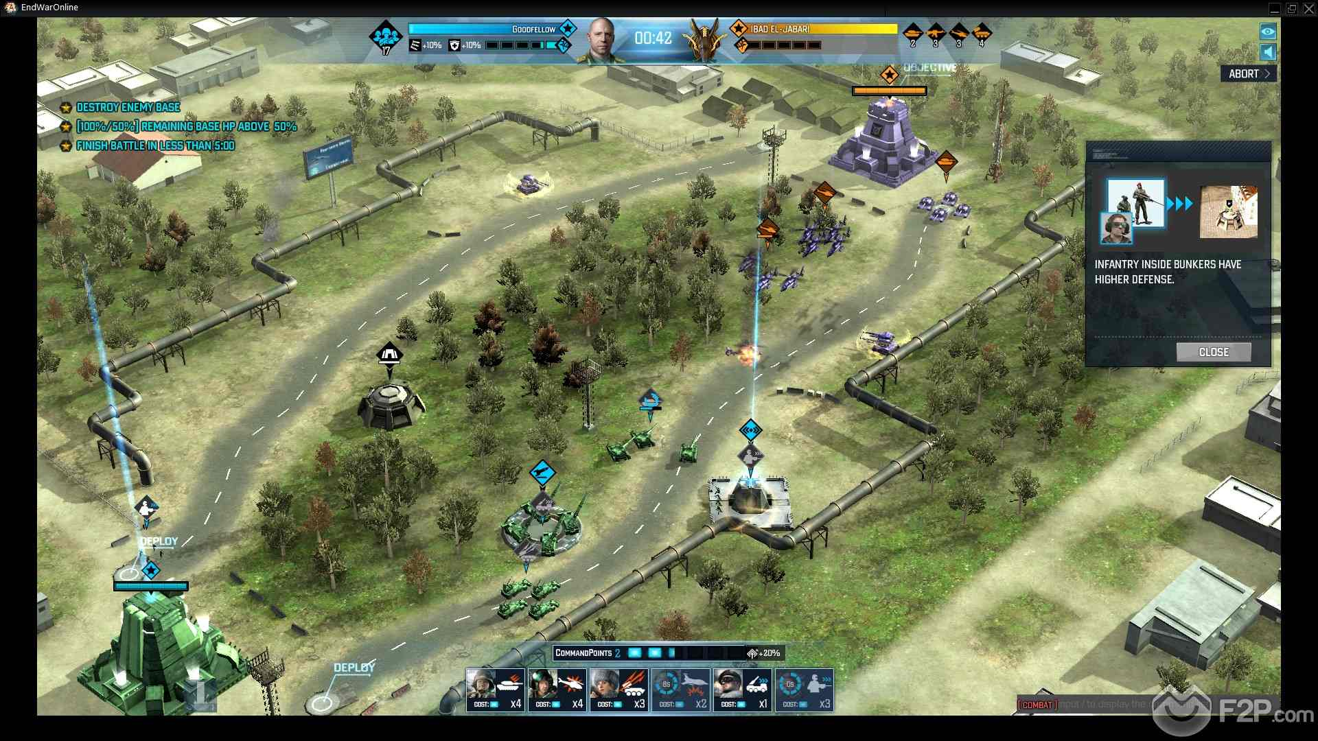 top online browsergames