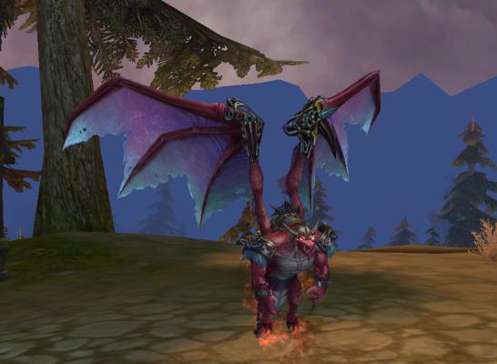 Forsaken World Volos screenshot