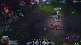 Heroes of the Storm general screenshots F2P2