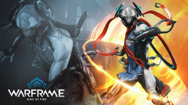 Warframe ring of fire update artwork