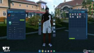 Winning putt screenshot F2P2