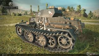 World of Tanks PS4 Launch date screenshots F2P2