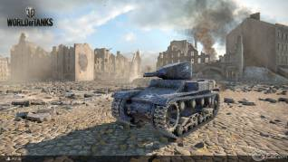 World of Tanks PS4 Launch date screenshots F2P3