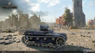 World of Tanks PS4 Launch date screenshots F2P4