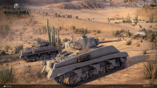 World of Tanks Play Station 4 launch screenshots F2P4