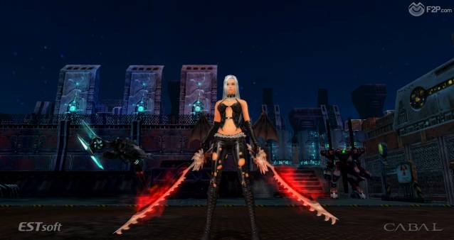 CABAL Online steam launch screenshots f2p 1