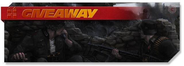 Heroes and Generals - Giveaway headlogo - EN