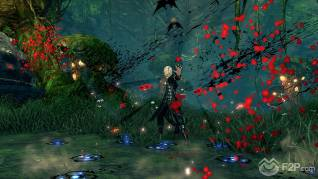 Warlock blade and soul screenshot f2p 1