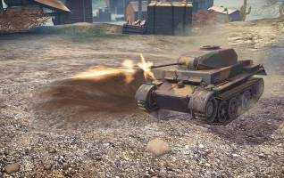 World of Tanks Blitz update 2.6 screenshots 1
