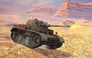 World of Tanks Blitz update 2.6 screenshots 2