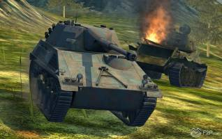 World of Tanks Blitz update 2.6 screenshots 6