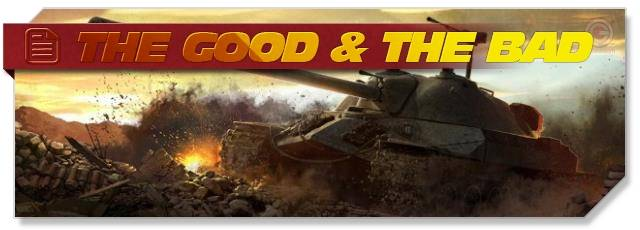 World of Tanks - Good & Bad headlogo - EN