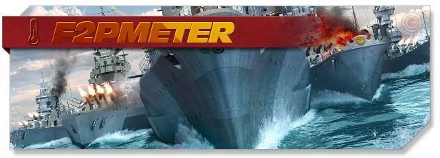 World of Warships - F2PMeter headlogo - EN