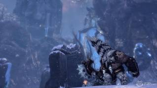 Blade & Soul Silverfrost Mountains Update screenshot 1