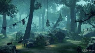 Blade & Soul Silverfrost Mountains Update screenshot 2