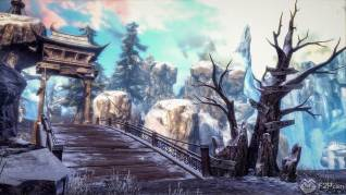 Blade & Soul Silverfrost Mountains Update screenshot 5