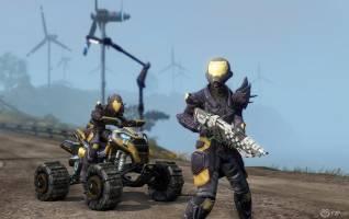 Defiance Dark Metamorphosis update screenshots f2p  4