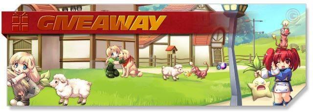 Luna Online Reborn - Giveaway headlogo - EN