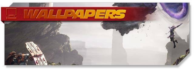 Paragon - Wallpapers headlogo - EN