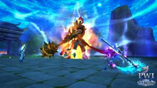 Perfect World Elysium expansion screenshots (1)