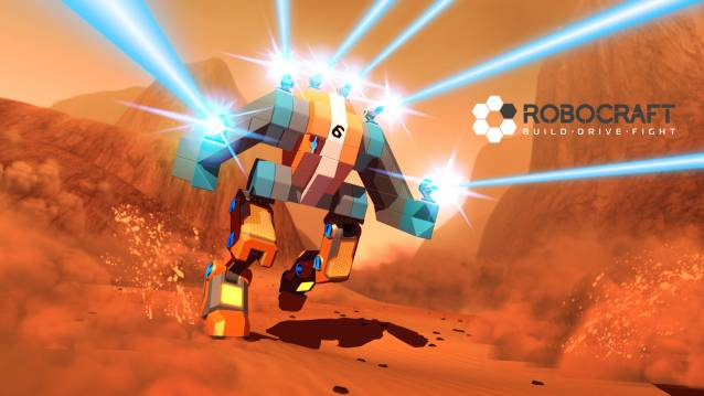 Robocraft Mech Trooper image
