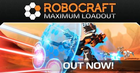 Robocraft maximum loadout expansion image