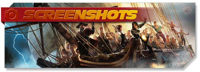Seas of Gold - Screenshots headlogo - EN