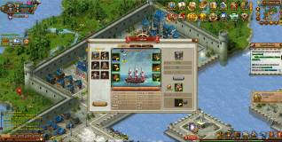 Seas of Gold screenshot (3)