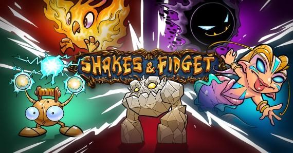Shakes & Fidget pets image 1