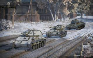 World of Tanks Wolfpack update PS4 screenshot (3)