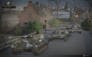 World of Tanks Wolfpack update PS4 screenshot (4)