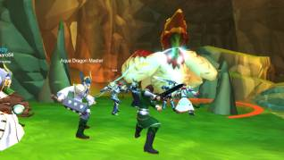 AdventureQuest 3D Interview screenshots (3)