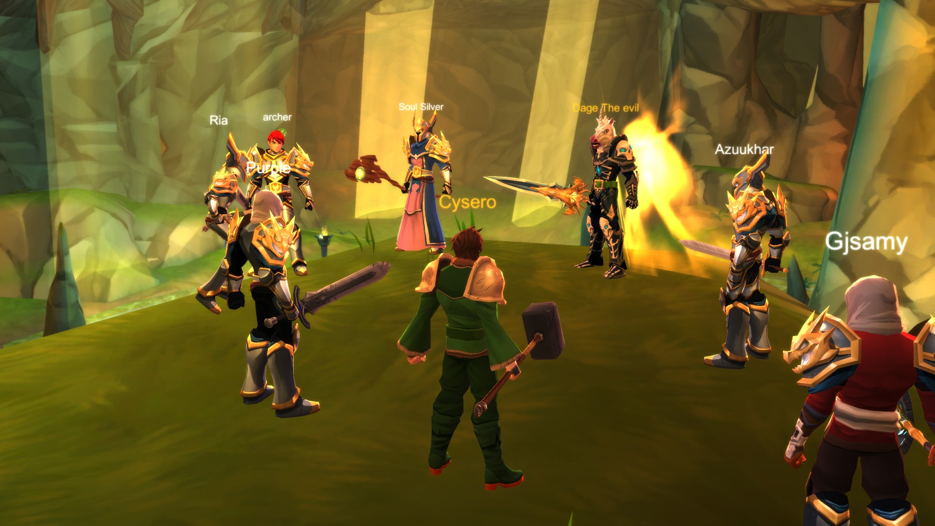 Interview with AdventureQuest 3D Lead Story Designer