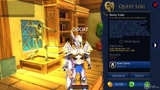 AdventureQuest 3D screenshots (1)